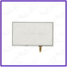 ZYS for Texet TN-800BT compatible touchglass 4lines resistance screen this is compatible Touchsensor new 4 line xwt624 128mm 37mm this is compatible 128 37 touchsensor freeshipping this is compatible