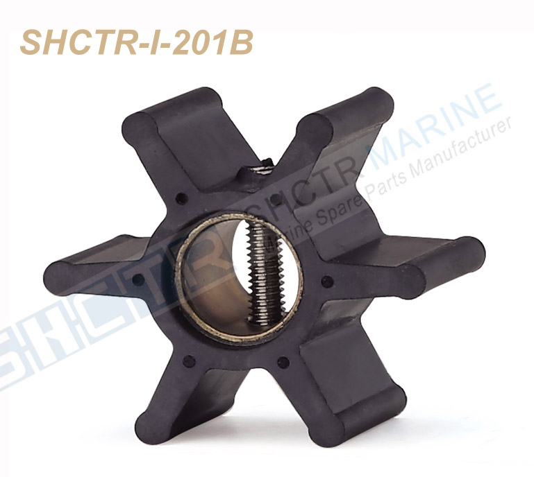 SHCTR Flexible Impeller For JABSCO 22405-0001,JOHNSON 09-808B,CEF 500121,JMP 7000,DJ Pump 08-31-0601,875583 833995 3586496