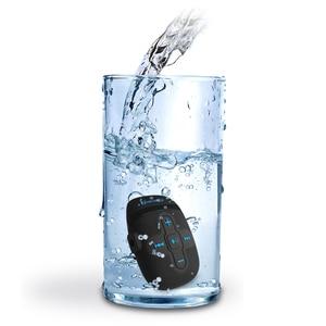 Image 4 - IPX8 Impermeabile MP3 Lettore Portatile Loseless 8GB Giocatore di Musica con Le Cuffie Disegno Della Clip Per Il Nuoto Corsa E Jogging Diving Sport Nuovo