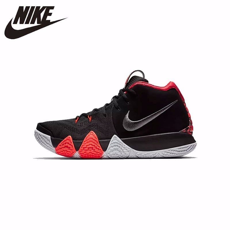 NIKE KYRIE 4 EP Original New Arrival Original Men Basketball Shoes Comfortable Breathable Hiking Sport Outdoor Sneakers#943807