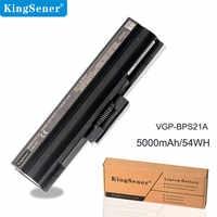 KingSener VGP-BPS21A batterie d'ordinateur portable pour SONY VAIO VGP-BPS13/S VGP-BPS13A/S VGP-BPS21/S VGP-BPL21A VGP-BPS13A/B VGP-BPS21B BPL13