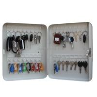 metal key box tool case Storage Bins key management box key cabinet with 32 key card Office Hotel facility Property storage item