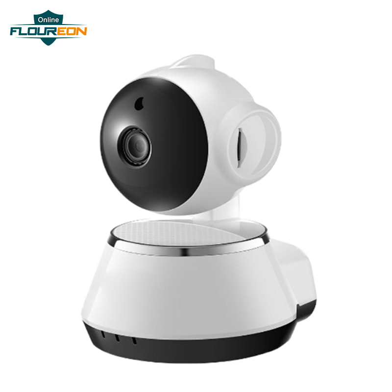 HD 720P Smart IP Camera WiFi Mobile Remote Control with IR / PTZ Function for Home Security Wireless Video Surveillance Camera|Surveillance Cameras| |  - title=