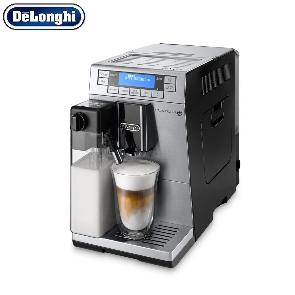 Coffee Machines Delonghi ETAM 36.364.M Home Kitchen Appliances household automatic preparation of hot drinks
