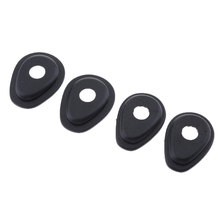 4x Turn Signal Indicator Adapter Spacers for Yamaha YZF-R1 2002-2018, FZ16 A Motorcycle Accessories