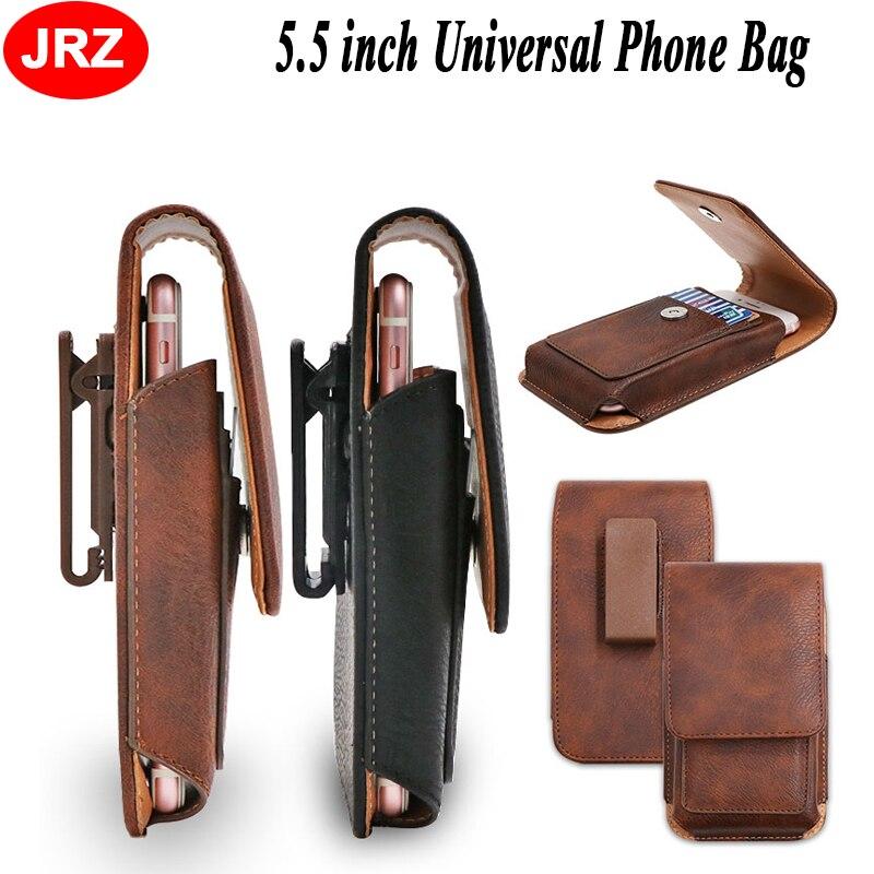 For Elephone A2 Pro A2 For Vkworld K1 VK7000 Universal Belt clip Holster 5.0''~5.5''Phone Bag Waist Bag Hidden Magnetic Buckle