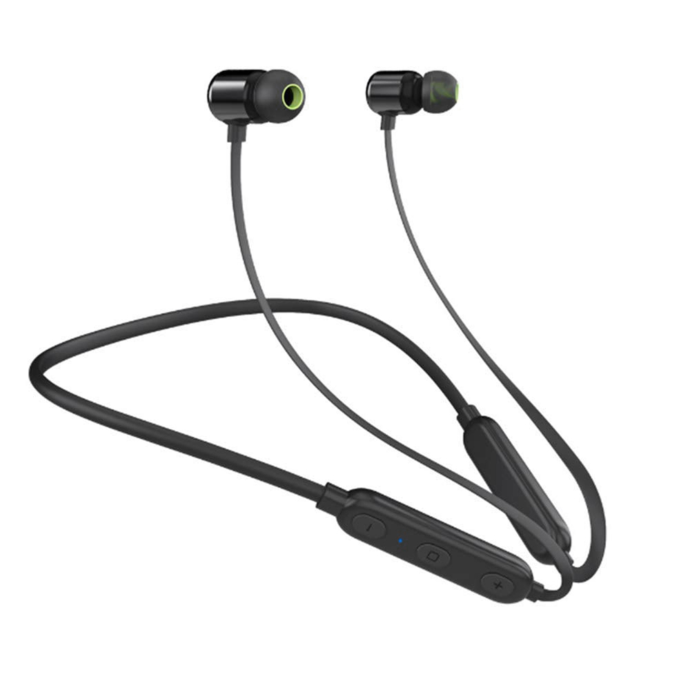 W8 Bluetooth Headphones Stereo Wireless Headset, Bluetooth 4.2 Wireless Earbuds Sport in-Ear Earphones with Mic 5-8 Hrs Playba