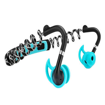 Neck Band Bluetooth Extra Bass Headphones Bluetooth Headset Wireless Over Ear Bt Headphones Stereo Fitness Earphone Waterproof