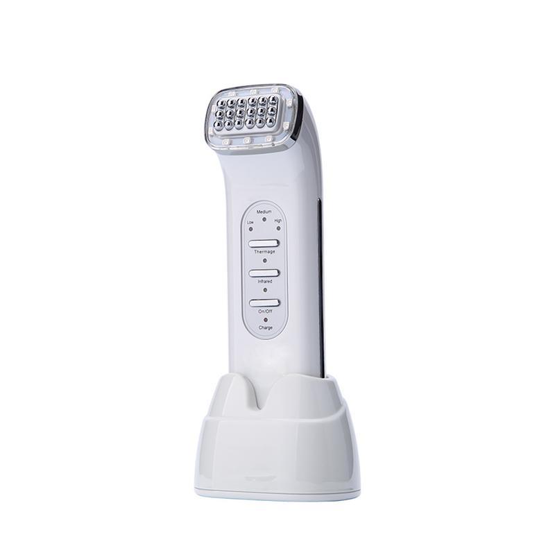 MIKI RF Thuis Schoonheid Instrument Gezichtsverzorging Anti rimpel Huidverjonging Rimpel Remover Huid Verstevigende Apparaat-in Huidverzorgingshulpmiddelen van Schoonheid op  Groep 1