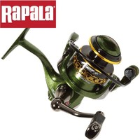 Rapala Brand F2ul 10sp Spinning Fishing Reel 5.2:1 181g 4bb Aluminum Alloy Small Saltwater Fishing Wheel