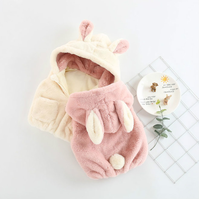 Diszipliniert Neugeborenen Faux Kaninchen Pelz Weste Winter Kleidung Für Baby Mädchen Mädchen Mantel Hoodie Ärmelloses Fell Mantel Baby Weste