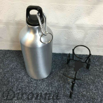 Stainless Steel Water Bottle – Double Wall Vacuum Insulated