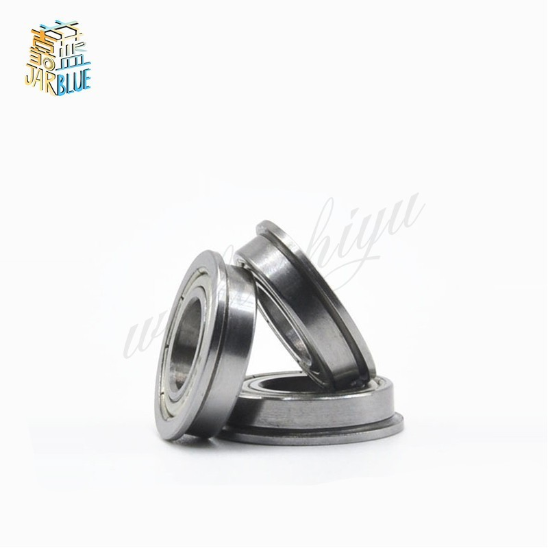 10 Cuscinetti a sfere 687ZZ 7x14x5mm Mini Roller Metal Shielded Ball Bearings