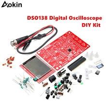 DSO138 Digital Oscilloscope DIY Kit 2.4