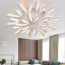 Modern Led Ceiling Lamp Chandelier Lighting Loft Living Room Fixtures Bedroom Ceiling Lamp Home Hanging Lamp Luminaire Lustre цены