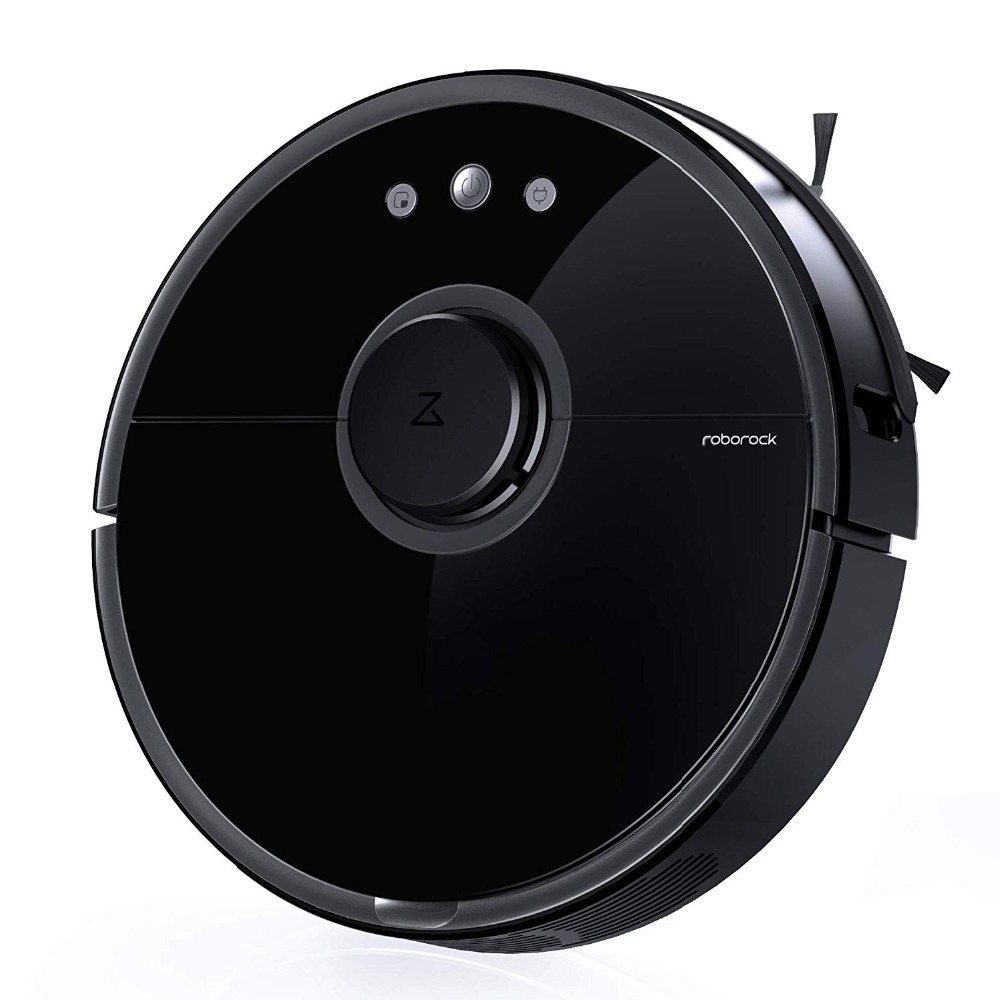 Image 5 - Roborock S50 S55 Robot Xiaomi Vacuum Cleaner 2 For Home Smart Cleaning Wet Mopping Mi Carpet Dust Automatic Sweeping Wireless-in Vacuum Cleaners from Home Appliances