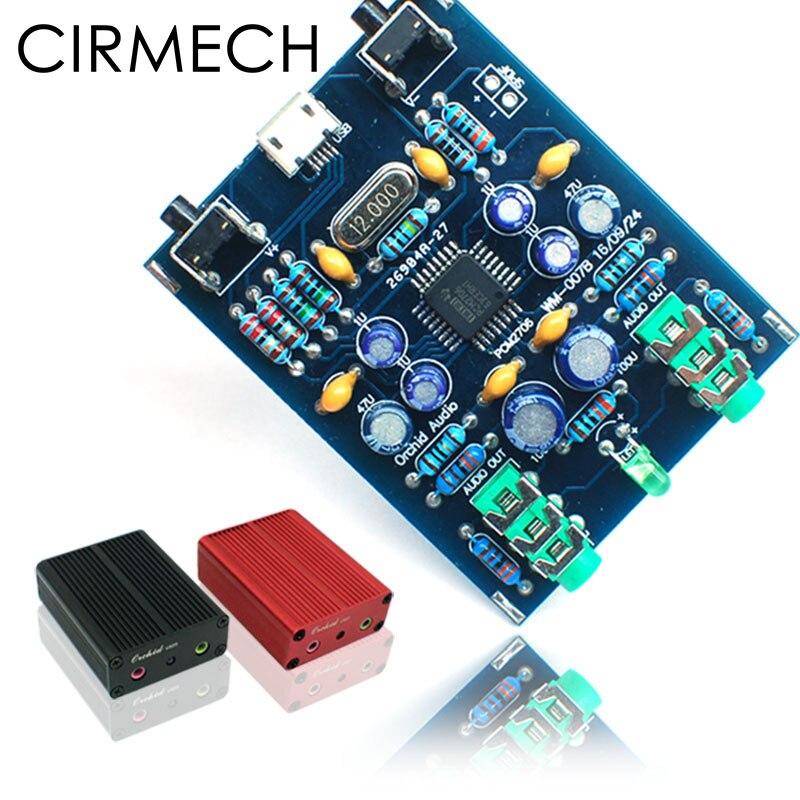 SPECIAL OFFER) HIFI EXQUIS YEK PCM2706 DAC TDA1305 Decoder