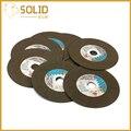 Металлические режущие диски для резки смолы 105 мм 5-25 шт металлообрабатывающий инструмент для углового шлифовального станка 105x16x1 2 мм 4 дюйма