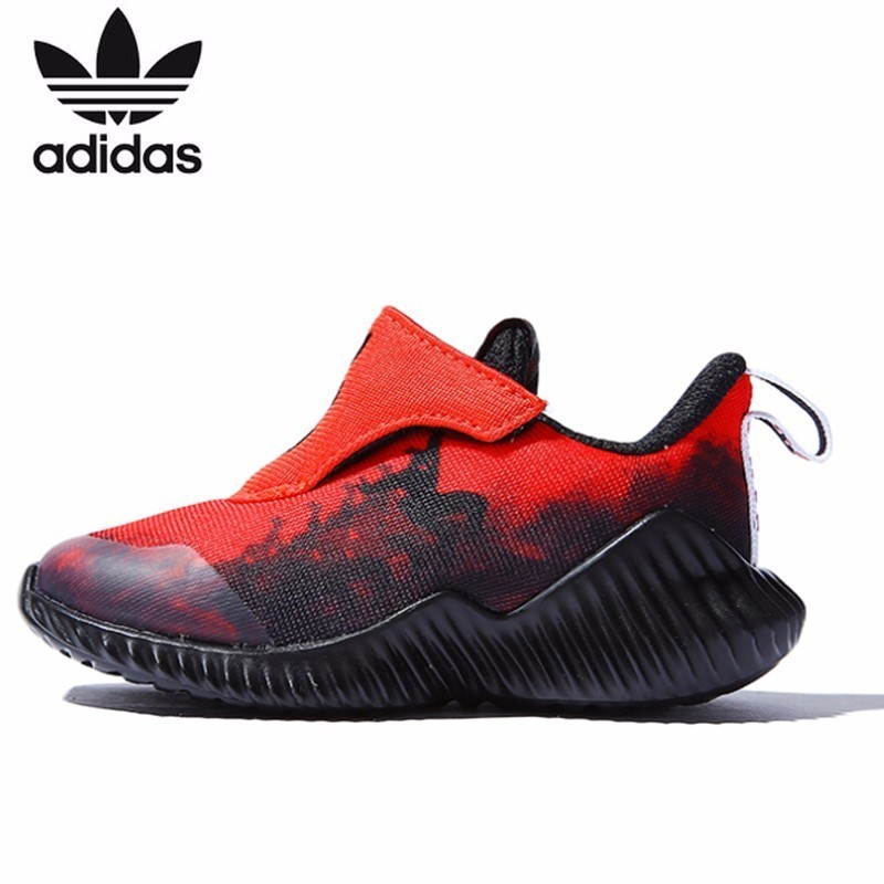 Adidas FortaRun Spider-Man AC I Original Kids Canvas Running Shoes Non-slippery Baby Children Sports Breathable Sneakers #D96882Adidas FortaRun Spider-Man AC I Original Kids Canvas Running Shoes Non-slippery Baby Children Sports Breathable Sneakers #D96882