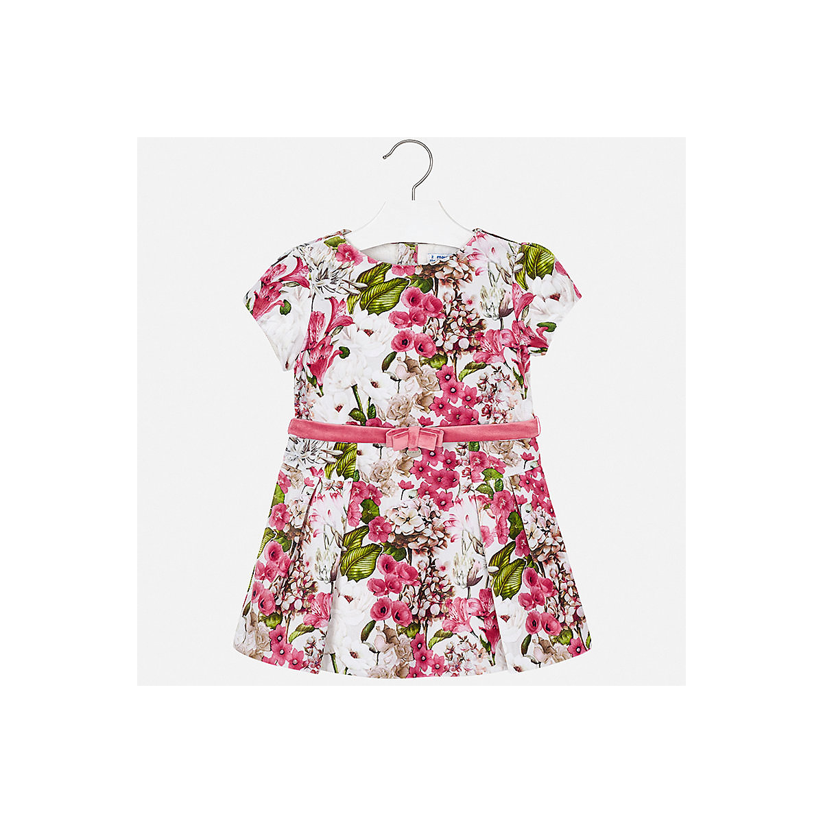 MAYORAL Dresses 8849521 Polyester Casual children clothing