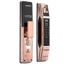 Smart Home Digital Door Lock, Waterproof Intelligent Keyless