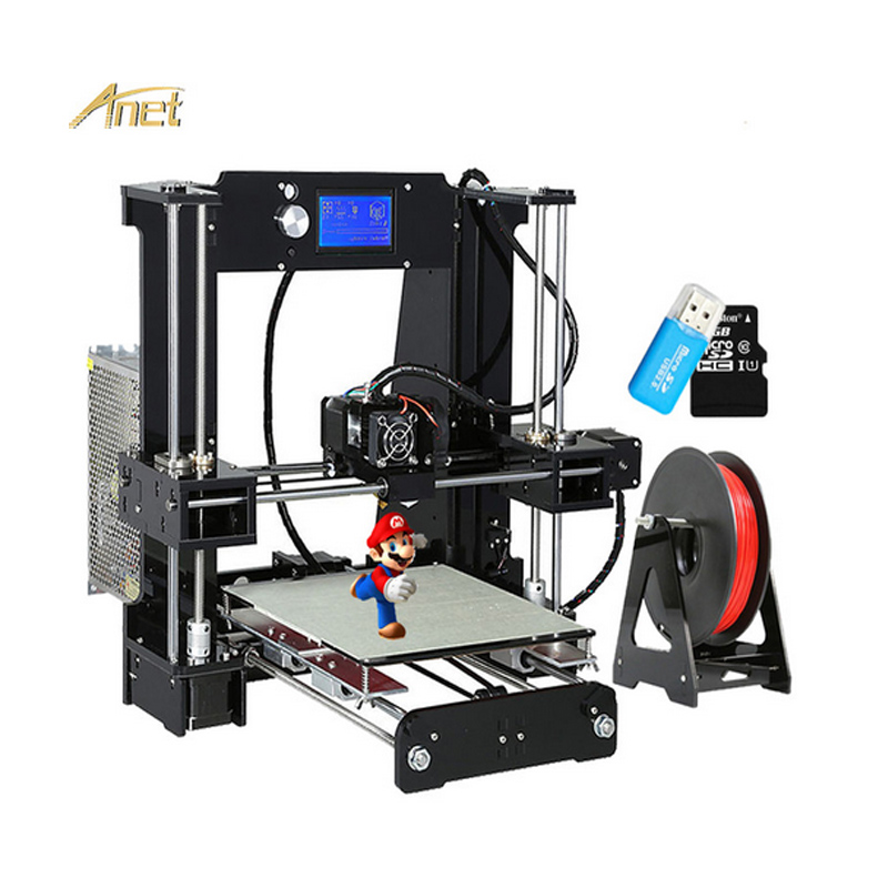 Innovative DIY 2018 Anet A8/A6 Diy 3d Printer Kit Trending Products 2018 New Arrivals 3d Printer Easy to Assemble and Operate