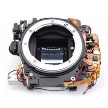 Б/у зеркальная коробка с запасной частью затвора для камеры Nikon D7200