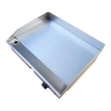 RU из нержавеющей стали, все плоские сковороды, электрические ПРОТИВНИ И рифленая электрическая сковорода, рифленая электрическая сковорода