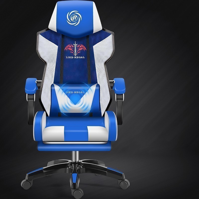 Купить с кэшбэком Computer Synthetic leather executive Office furniture Lie ergonomic kneeling working gaming Chair Revolving Competition