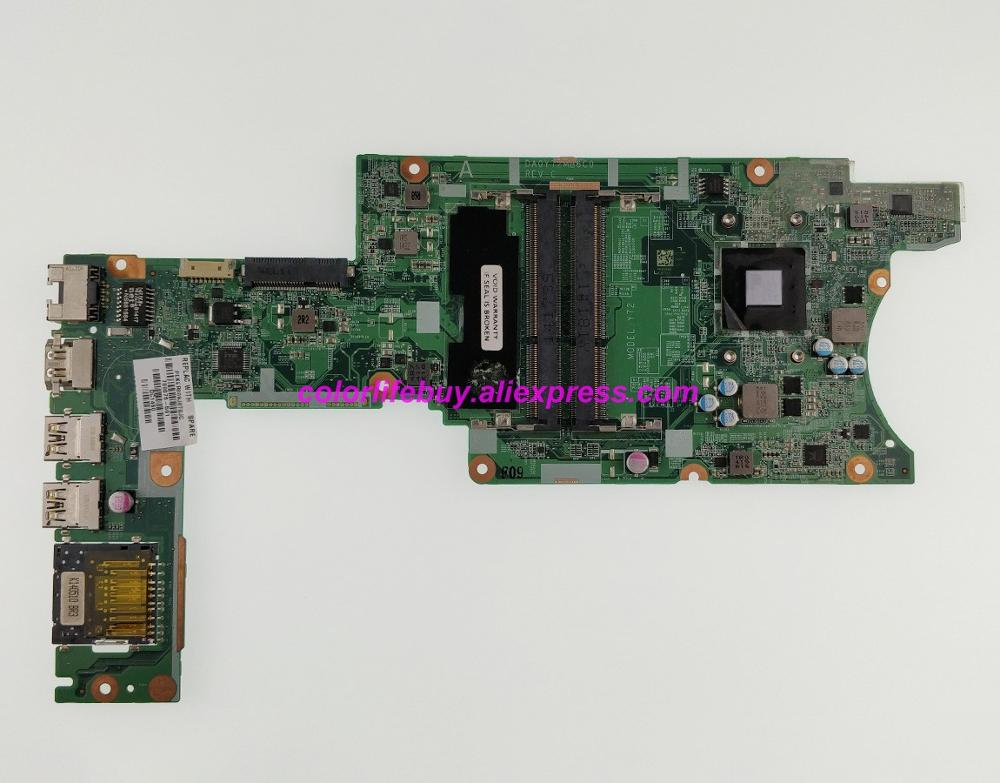 Genuine 769076 501 769076 001 DA0Y72MB6C0 UMA w A6 6310 CPU Laptop Motherboard for HP Pavilion 13 A Series Notebook PC-in Laptop Motherboard from Computer & Office