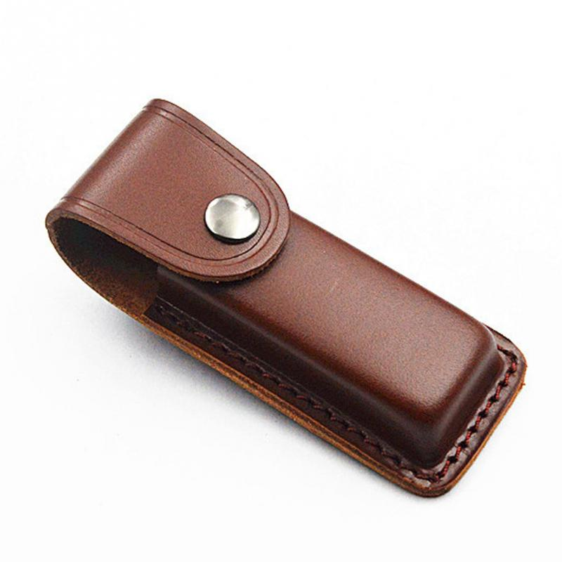 Holster Fastener Sheath Belt Case Pocket Hunt-Holder Multi-Tool Artificial-Leather Hiking-Pouch