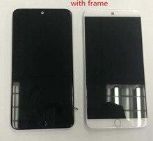 "Meizu M15 LCD 디스플레이 + Meizu 15 lite M871H 디스플레이 수리 부품 용 터치 디지타이저 스크린 센서 어셈블리 용 원본 5.46"""