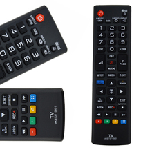 Onsale 1pc Dedicated Replacement Remote Control Telvision Black Controller For LG AKB73715601 Smart TV Mayitr