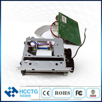 Auto Cutter 80MM Kiosk Thermal Ticket Printer Modules With USB / RS232 Interface EU80
