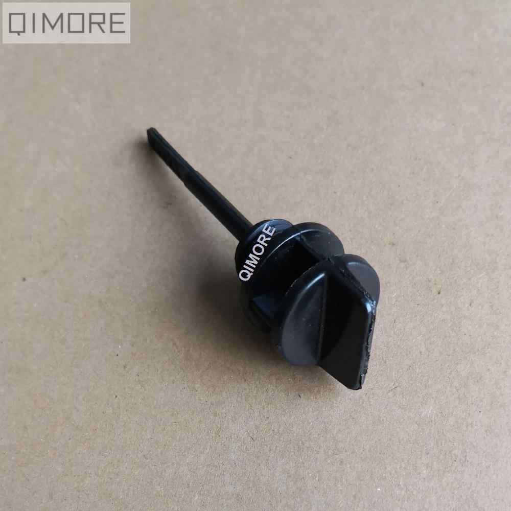 שמן מדיד עם o-ring עבור קטנוע טוסטוס טרקטורונים QUAD עבור Kart GY6 50 80 125 150 139QMB 147QMD 152QMI 157QMJ
