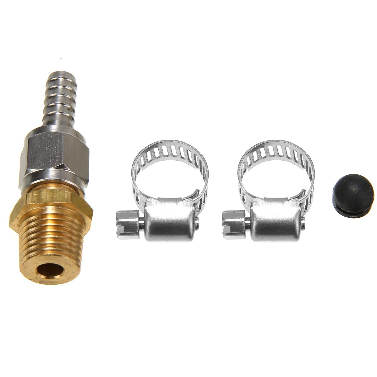 Ensemble d'outils de cuisine en acier inoxydable bière Homebrew fût CO2 bouteille de remplissage avec connecteur de verrouillage à billes Kit pour accessoires de Bar de cuisine - 3