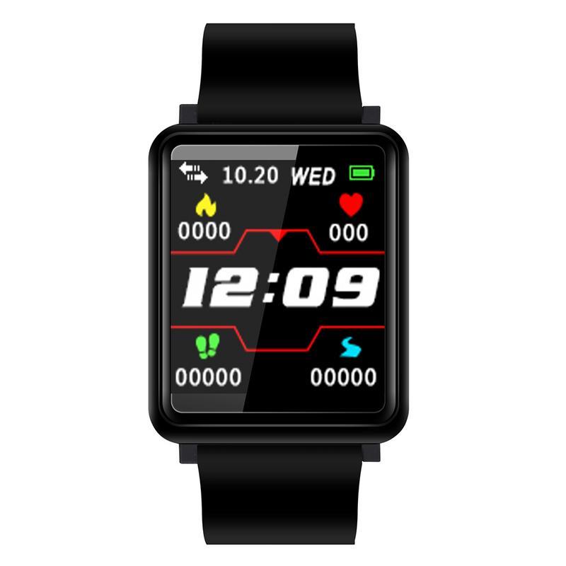 font-b-f1-b-font-smart-bracelet-sports-calorie-heart-rate-monitoring-blood-oxygen-sleep-monitoring-information-push-waterproof-wristband