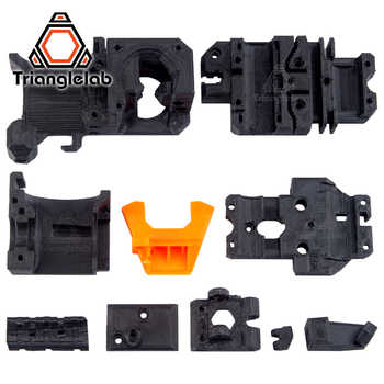 TriangleLAB PETG 素材に印刷部品 prusa i3 MK3S 3D プリンタキット MK2/2.5 MK3 MK3S にアップグレード