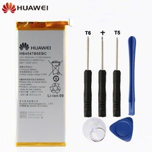 Original Replacement Phone Battery For Huawei Honor 6 Plus PE-CL00 PE-UL00 PE-TL20 PE-TL10 HB4547B6EBC Authenic 3600mAh