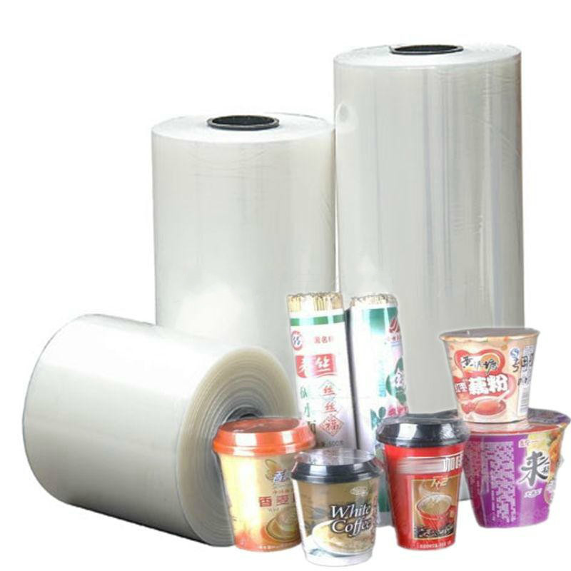 1kg roll 5cm To 50cm Wide PVC heat Shrinkable Film Tube Film plastic shrink Film plastic