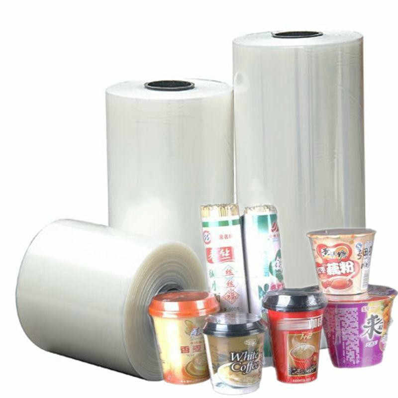 1kg/roll 5cm To 50cm Wide PVC/heat Shrinkable Film Tube Film/plastic shrink Film/plastic Film Thermoplastic Sealing Barrel Tube
