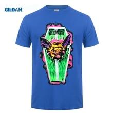 GILDAN Authentic NEKROMANTIX Coffin Psychobilly Slim-Fit T-Shirt S M L XL 2XL 3XL NEW Novelty Cool Tops Men Short Sleeve T Shirt