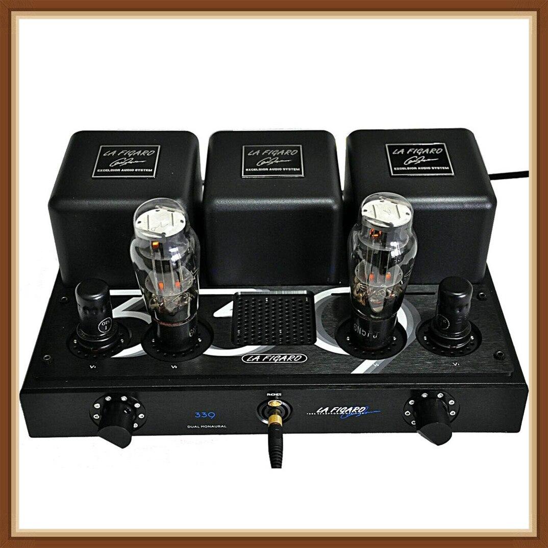 La Figaro 339 Version mise à niveau amplificateur de casque amplificateur de Tube amplificateur de musique Hifi