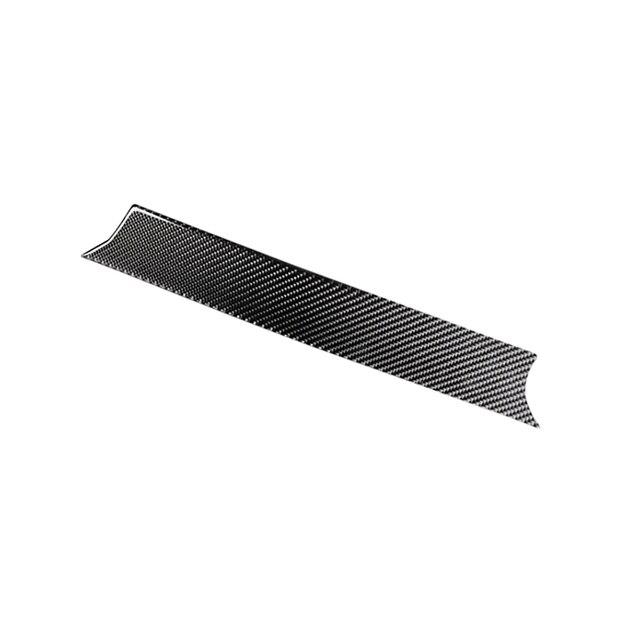 Крышка панели из углеродного волокна для Mazda, для Mazda, 5, 2017, 2018, только LHD