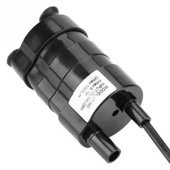JT-560 Mini High Hydraulic Head DC Brushless Submersible Water Pump 24V Flow 1000L/H DC Pump mini high hydraulic head dc brushless submersible water pump 12v eco friendly submersible pump new arrival
