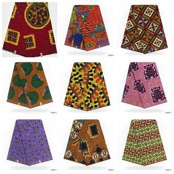 Ankara Veritable Wax Original Guaranteed Real Dutch Wax High Quality Pagne Hot Wax Veritable African Ankara Sewing Fabric 2020