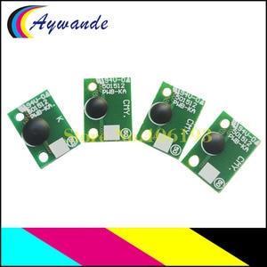 Image 4 - 4 x DR214 DR 214 DR 214 kompatybilny dla Konica Minolta Bizhub C227 C287 C367 C 227 C 287 C 367 wkład bębna układ resetu