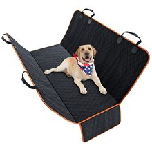 цена на Practical Oxford Pet Car Seat Covers Waterproof Back Bench Seat Car Interior Travel Accessories Car Seat Covers Mat for Pet Do