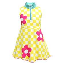 2019 Hot Sale Girls Summer Lol Dress Fancy Cute Princess Birthday Party Kids Cartoon Carnival Halloween Costume vestidos