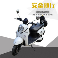 New Turtle An Adult Electric Vehicle 48v60v Motor driven Motorcycle Men And Women Pedal A Storage Battery Car